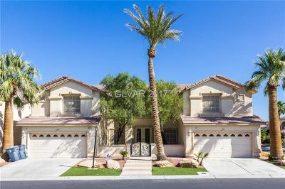 Las Vegas Single Family Home For Sale: 10162 Arkell Court