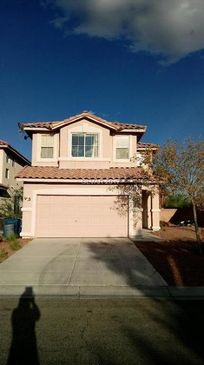 Blue Diamond, Boulder City, Henderson, Las Vegas, North Las Vegas, Pahrump Single Family Home For Sale: 4596 Flaming Ridge Trail