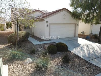 North Las Vegas Single Family Home For Sale: 3517 Herring Gull Lane