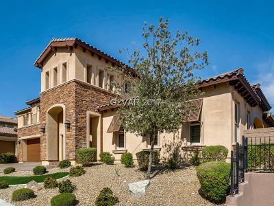 Las Vegas NV Single Family Home For Sale: $929,000