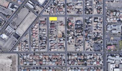 North Las Vegas Residential Lots & Land For Sale: 1800 Harding Street