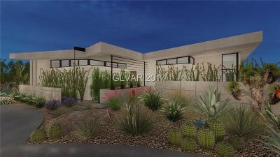 Boulder City, Henderson, Las Vegas, North Las Vegas Single Family Home For Sale: 750 Wexler Court
