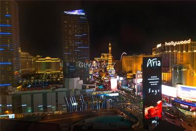 Veer Towers High Rise For Sale: 3722 Las Vegas Boulevard #2107