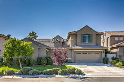 Las Vegas Single Family Home For Sale: 10227 Sunset Gardens Drive