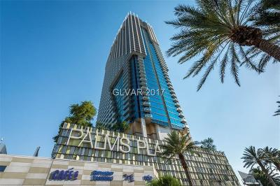 Las Vegas High Rise For Sale: 4381 Flamingo Road #57304
