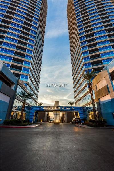 Clark County High Rise For Sale: 4565 Dean Martin Drive #101