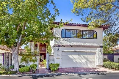 Single Family Home For Sale: 2000 Plaza Del Dios