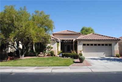 Henderson NV Single Family Home For Sale: $369,500