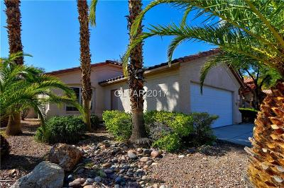 Henderson Single Family Home For Sale: 249 Sunny Summit Street