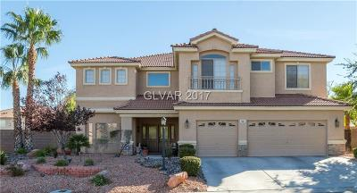 Las Vegas Single Family Home Under Contract - Show: 7321 Falvo Avenue