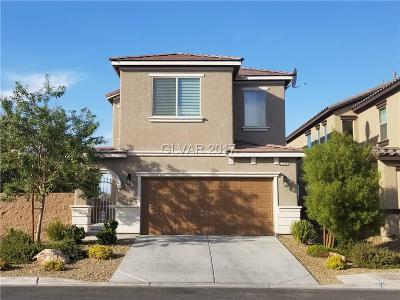Blue Diamond, Boulder City, Henderson, Las Vegas, North Las Vegas, Pahrump Single Family Home For Sale: 2588 Champagne Topaz Lane