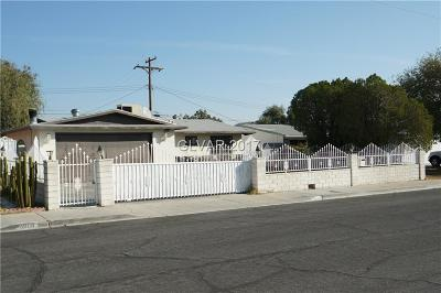 Las Vegas Single Family Home For Sale: 5904 Jerry Drive