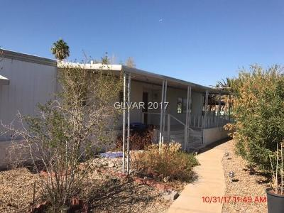 Henderson Manufactured Home Contingent Offer: 455 Apache Place