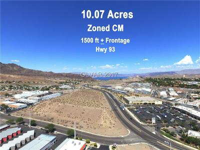 Clark County Residential Lots & Land For Sale: 1001 Industrial Road