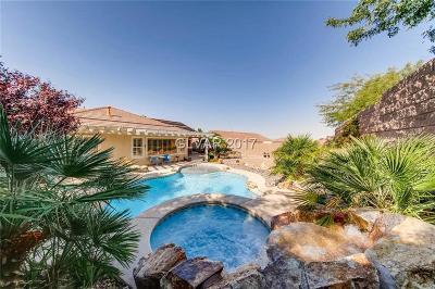 Boulder City, Henderson, Las Vegas, North Las Vegas Single Family Home For Sale: 2060 Colvin Run Drive