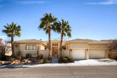 Las Vegas Single Family Home For Sale: 4218 Pacifico Lane