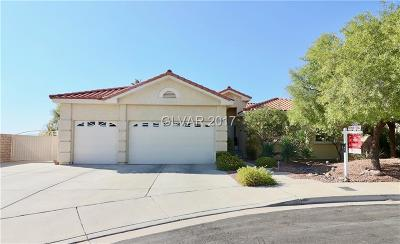 Boulder City Single Family Home For Sale: 1424 Radig Court
