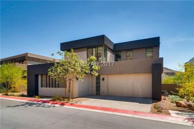 Boulder City, Henderson, Las Vegas, North Las Vegas Single Family Home For Sale: 921 Vegas View Drive