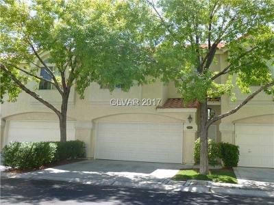 Las Vegas NV Condo/Townhouse For Sale: $248,000