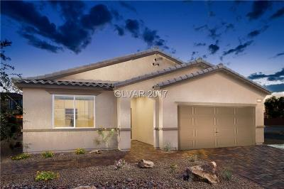 North Las Vegas Single Family Home For Sale: 5133 Granite Basin Street