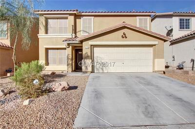 North Las Vegas NV Single Family Home For Sale: $265,000