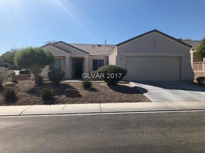 Las Vegas NV Single Family Home For Sale: $249,900