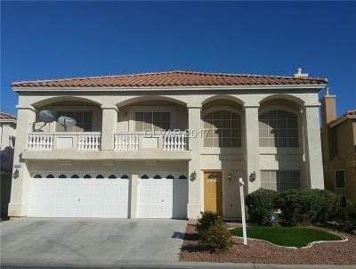 Las Vegas NV Single Family Home For Sale: $399,000