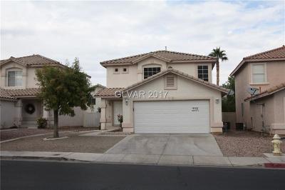 Las Vegas NV Single Family Home For Sale: $265,000