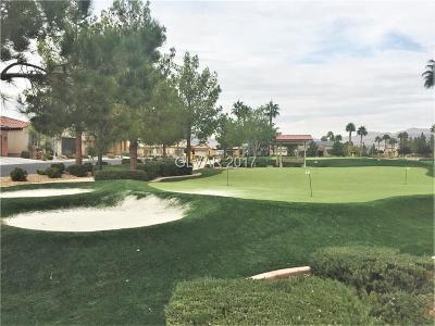 Boulder City, Henderson, Las Vegas, North Las Vegas Single Family Home For Sale: 3637 Inverness Grove Avenue