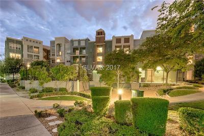 Las Vegas NV Condo/Townhouse For Sale: $225,000