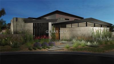Las Vegas NV Single Family Home For Sale: $2,469,000