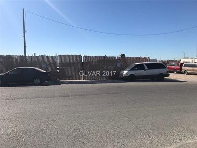 North Las Vegas Residential Lots & Land For Sale: 4515 Smiley Road