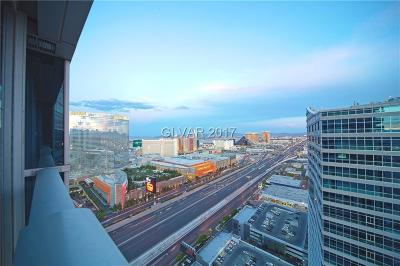Clark County High Rise For Sale: 4471 Dean Martin Drive #3207