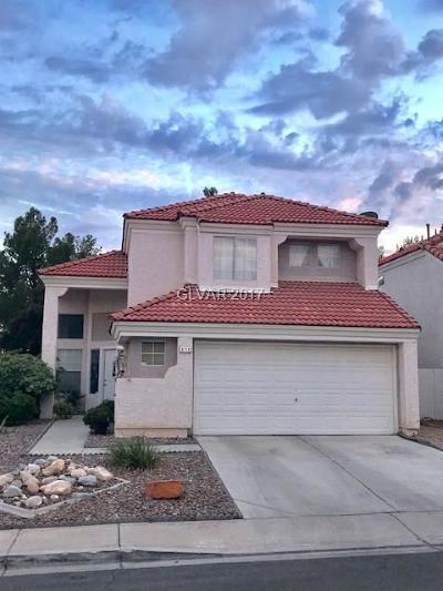 Single Family Home For Sale: 9713 Fern Canyon Avenue