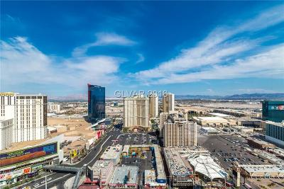 High Rise For Sale: 3722 South Las Vegas Bl Boulevard #3101