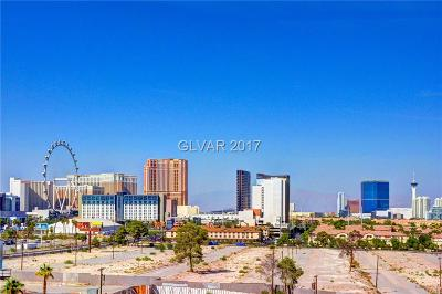 Las Vegas High Rise For Sale: 205 East Harmon Avenue #812