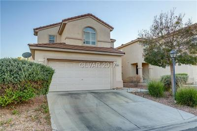 North Las Vegas Single Family Home For Sale: 101 Restful Crest Avenue