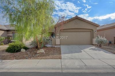 Boulder City, Henderson, Las Vegas, North Las Vegas Single Family Home For Sale: 6157 Tokara Avenue