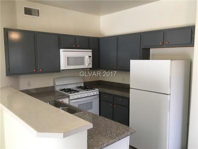 North Las Vegas Condo/Townhouse Contingent Offer: 1881 Alexander Road #1149
