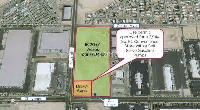 Las Vegas Residential Lots & Land For Sale: Cheyenne