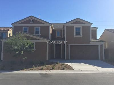North Las Vegas Single Family Home For Sale: 1005 Bluebird Hill Avenue