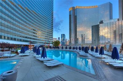 Las Vegas High Rise For Sale: 2600 Harmon Avenue #16001