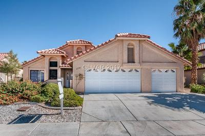 Las Vegas NV Single Family Home For Sale: $299,500
