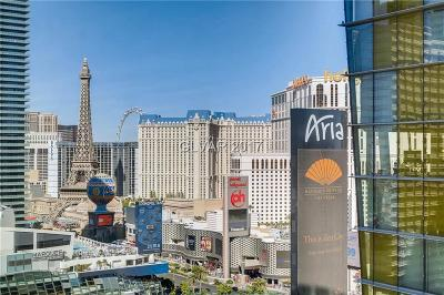 Veer Towers High Rise For Sale: 3726 Las Vegas Boulevard #1808