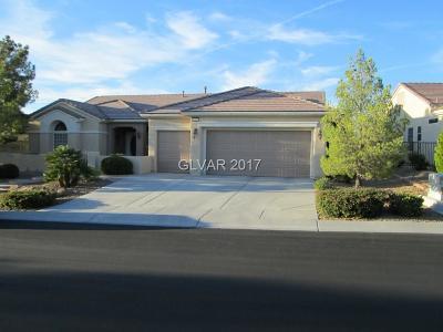 Boulder City, Henderson, Las Vegas, North Las Vegas Single Family Home For Sale: 2290 Keego Harbor Street