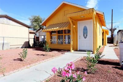 North Las Vegas Single Family Home For Sale: 1924 Harvard Street