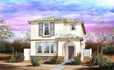 Henderson Single Family Home For Sale: 3044 Young Bouvier Avenue #lot 160