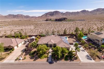 Henderson Single Family Home Contingent Offer: 1090 San Andreas Street