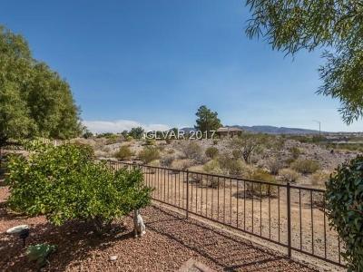 Boulder City, Henderson, Las Vegas, North Las Vegas Single Family Home For Sale: 2820 Sumter Valley Circle