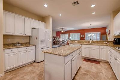 Boulder City, Henderson, Las Vegas, North Las Vegas Single Family Home For Sale: 2135 Waterton Rivers Drive